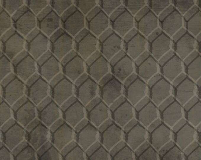 Studio E Fabrics - Bee Sweet by Cerrito Creek **Limited Release** - Honeycomb Allover - 5128-90 - Cotton Woven Fabric