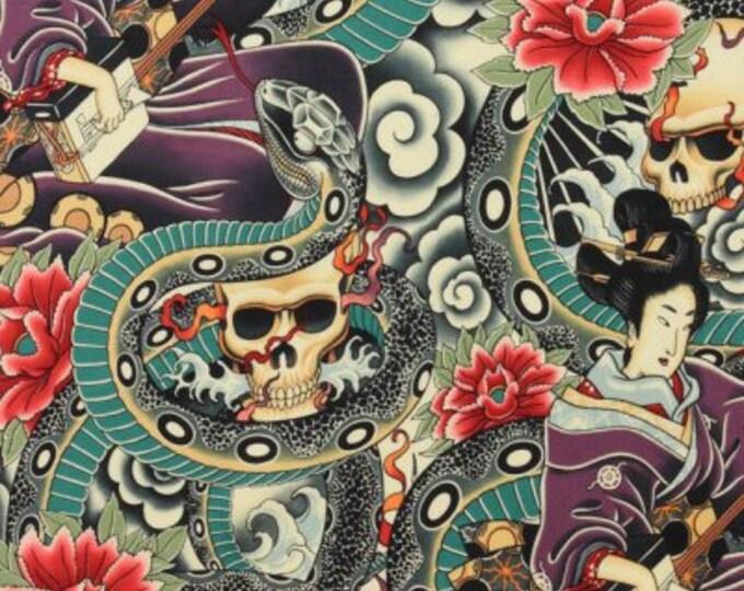 Zen Charmer, Alexander Henry Cotton Woven Fabric