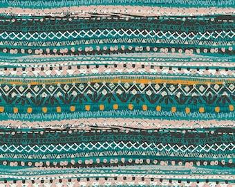 Art Gallery Fabrics - Legendary - Trinkets - Dream - Cotton Spandex Knit - Art Gallery Fabric