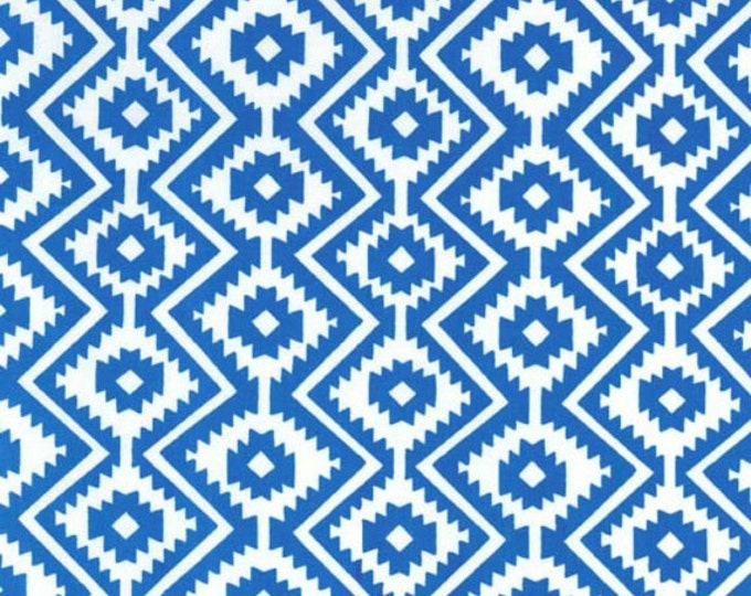 Michael Miller - Fiesta Collection Edwardo Malibu by  Cotton Woven Fabric by the Yard