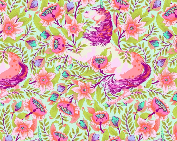 Tula Pink - Pinkerville -  Cotton Candy Imaginarium PWTP127.COTTONCANDY Cotton Woven Fabric