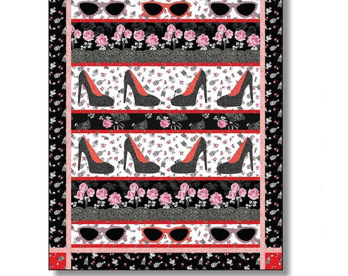 Pattern - Shades and Shoes # TWW514  Sewing Pattern Whimsical Workshop By Heidi Pridemore