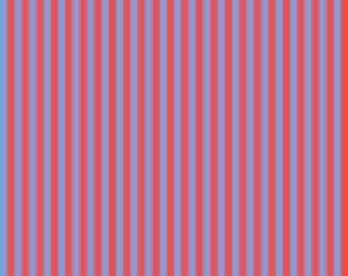 Tula Pink -  All Stars -  Stripes Lupine Cotton Woven Fabric