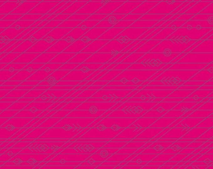 Andover Fabrics - Diving Board by Alison Glass -  A 8639 E Anemone Latitude Cotton Woven