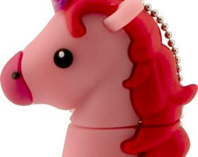 Notion - Tula Pink Hardware USB Unicorn Pink 16 GB - TPFD08P
