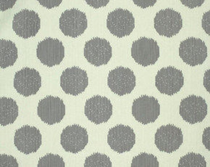 Tula Pink - Moonshine - Static Dot Silver Cotton Woven Fabric - OUT OF PRINT !