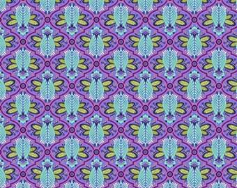 Tula Pink -  All Stars -  Iris Bee Cotton Woven Fabric