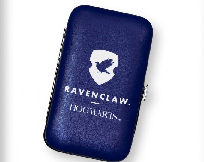 """Fun Stuff - Camelot Fabrics - Harry Potter Licensed Notions - Ravenclaw CN23402010 Sewing Kit 2.75"""" x 4.75"""""""