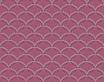 Stof Fabrics - It's Snowflake - 4597-011 - Cotton Woven Fabric w/ Metallic Accents