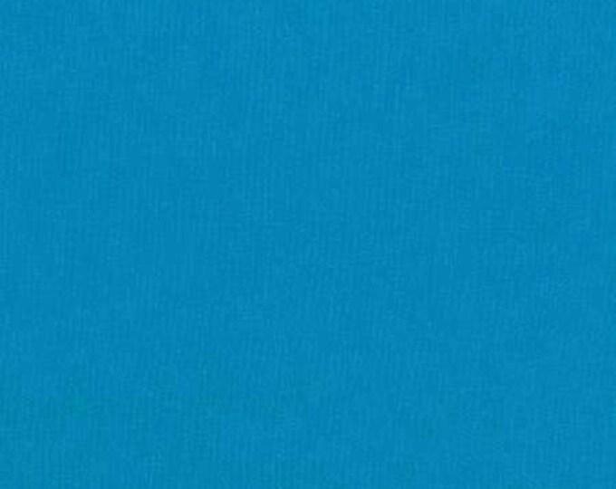 Robert Kaufman Fabric - Blue Essex Cotton Linen Fabric
