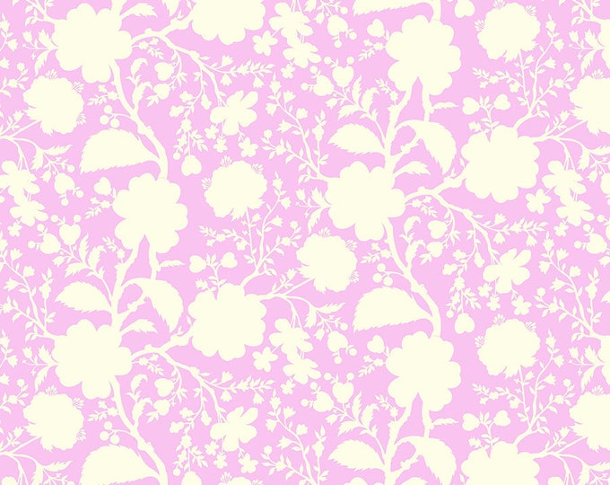 Free Spirit - Tula Pink's NEW True Colors - Wildflower - Peony PWTP149.PEONY - Cotton Woven Fabric