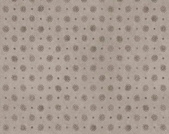 Lost and Found,Mirabelle Curiosities, Grey Dots  Santoro Cotton Woven