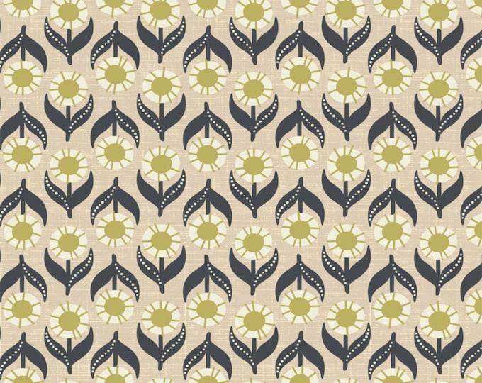 Camelot Fabrics - Petal Pushers by Elizabeth Silver - Multi Field   #27180207-1 Cotton Woven Fabric