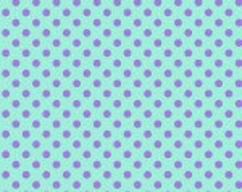 Tula Pink -  All Stars -  Pom Poms Petunia  Cotton Woven Fabric