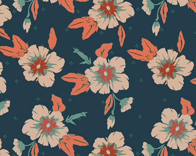 Art Gallery Fabrics - Autumn Vibes - Autumn Nectar - Mist -  Cotton Woven Fabric - Maureen Cracknell