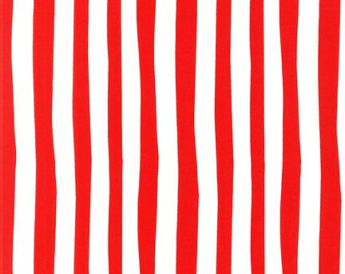 Robert Kaufman - Celebrate Suess by Dr Suess Enterprises - ADE-10792-3 RED Cotton Woven Fabric