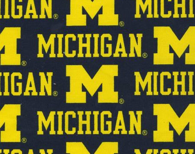 SALE !!! Michigan 65/35 Poly Cotton Twill  Fabric 59 Inches wide