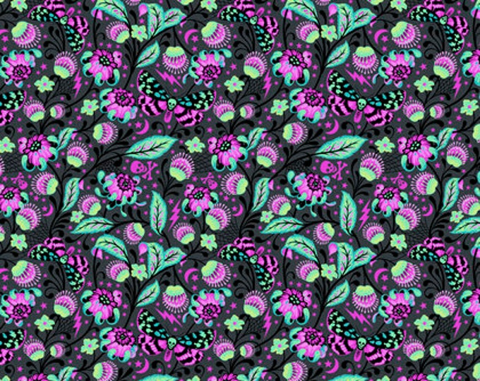 LIMITED AVAILABILITY ! De La Luna Venus Spirit Cotton Woven by Tula Pink for Free Spirit Fabrics