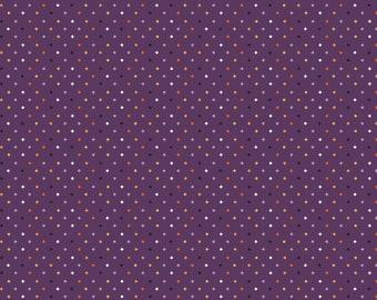 Riley Blake - Fab-Boo-Lous Witches by Dani Mogstad - Diamonds Purple #C8176R-PURPL Cotton Woven Fabric