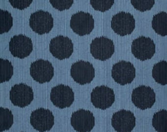 Tula Pink - Moonshine - Static Dot Indigo Cotton Woven Fabric - OUT OF PRINT !