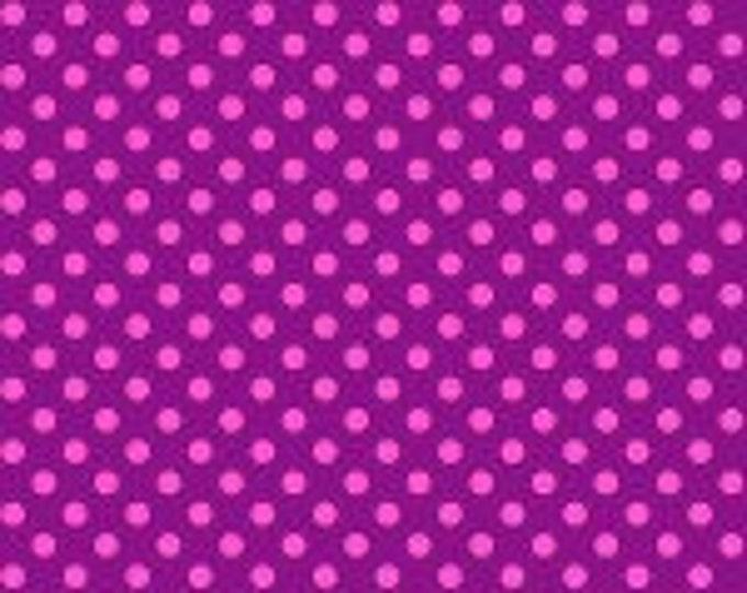 Tula Pink -  All Stars -  Pom Poms Foxglove Cotton Woven Fabric