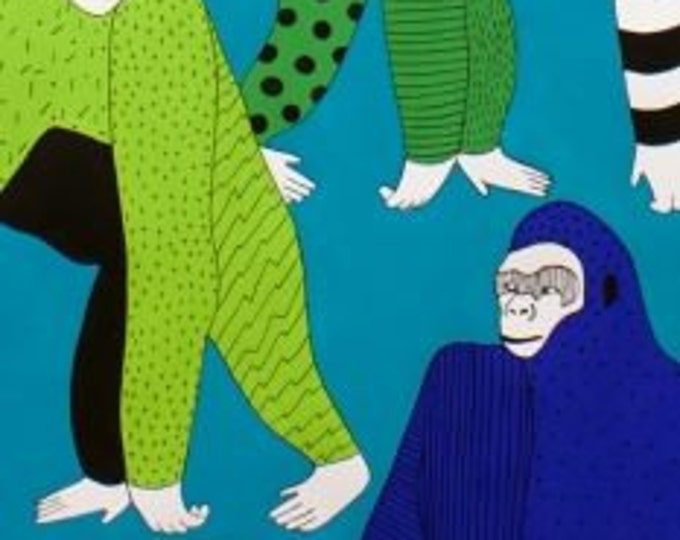 Alexander Henry, Obi Turquoise Cotton Woven