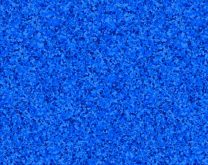 Camelot Fabric - Ultramarine Color Blends II 23528 -YW Cotton Woven Fabric