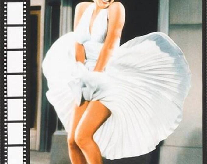 Marilyn Monroe-Cotton Woven by Robert Kaufman 1 Yard Listing
