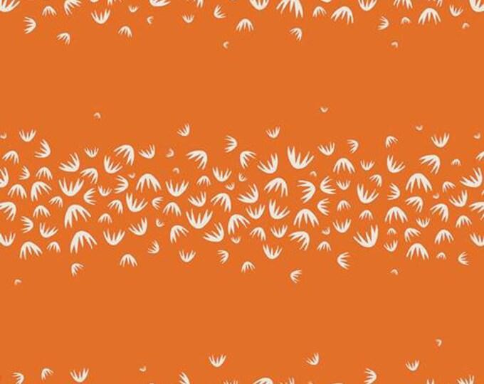 Art Gallery Fabric - Tallinn by Jessica Swift -  Magija Pumpkin Cotton Woven Fabric