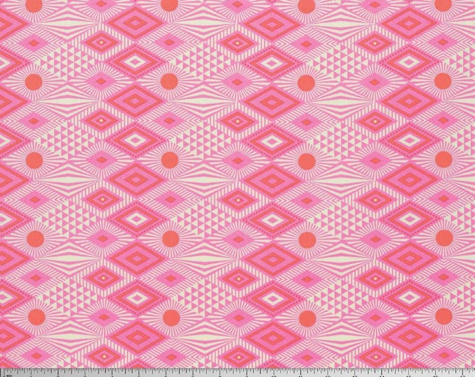 Tula Pink - Tabby Road - Lucy Marmalade Skies Cotton Woven Fabric