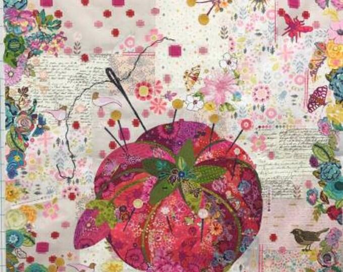 Laura Heine Pincushion Collage full size 41 x 45