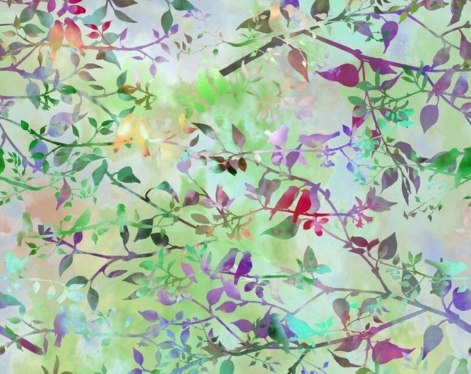 In The Beginning Fabrics - Garden of Dreams by Jason Yenter - #2jyl_1 Cotton Woven Fabric