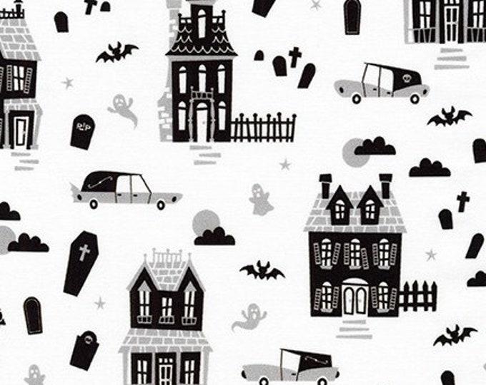 Robert Kaufman Fabrics - Eerie Alley  #ACYD-18115-1 Cotton Woven Fabric