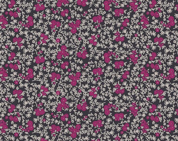 Art Gallery Fabric - Decadence - Castle Meadow - Cotton Spandex Knit - Bari J