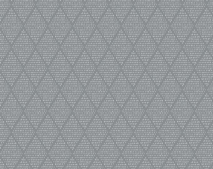 Camelot Fabrics - Bear Hug  - Grey Texture # 21181504-2 - Cotton Woven Fabric