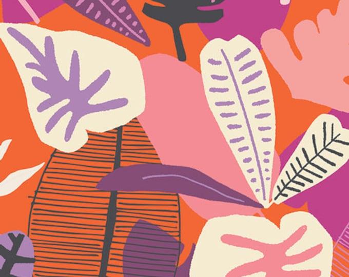 Art Gallery: Sirena - Jungle Heatwave - Cotton Woven