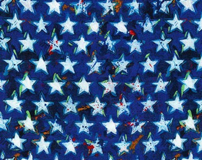 Robert Kaufman - Patriots - Americana AWUD-18412-202 Cotton Woven Fabrics