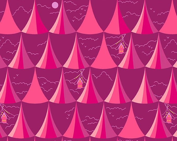 Andover Fabrics - Road Trip by Alison Glass - Overlook Rose - A8900E - Cotton Woven Fabric