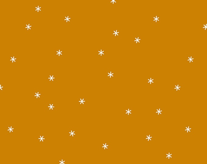 Moda Fabrics - Spark by Melody Miller of Ruby Star Society - Butterscotch RS0005 15 - Cotton Woven Fabric