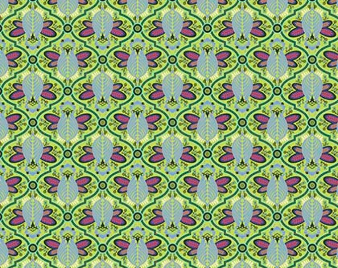 All Stars Agave Bee by Tula Pink for Free Spirit Fabrics
