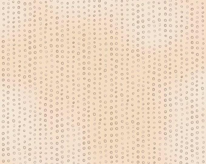 Santoro's Gorjuss - Rainbow Dream, Ecru Dot Tonal Blender Cotton Woven
