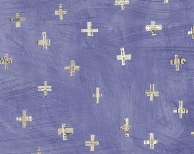 Windham Fabrics - Dreamer by Carrie Bloomston - Sky Flying Birds Cotton Woven Fabric