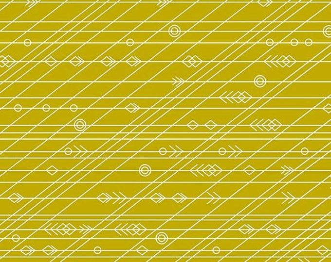 Andover Fabrics - Diving Board by Alison Glass -  A 8639 G1 Turtle Latitude Cotton Woven