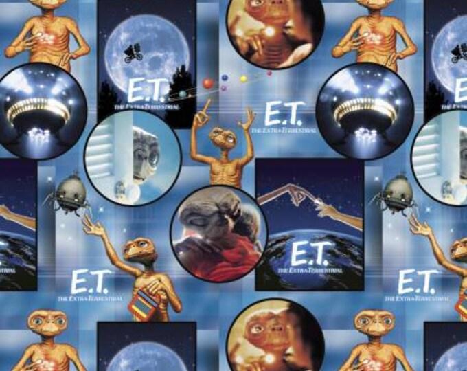 E.T. scenes Cotton Woven by Springs Creative