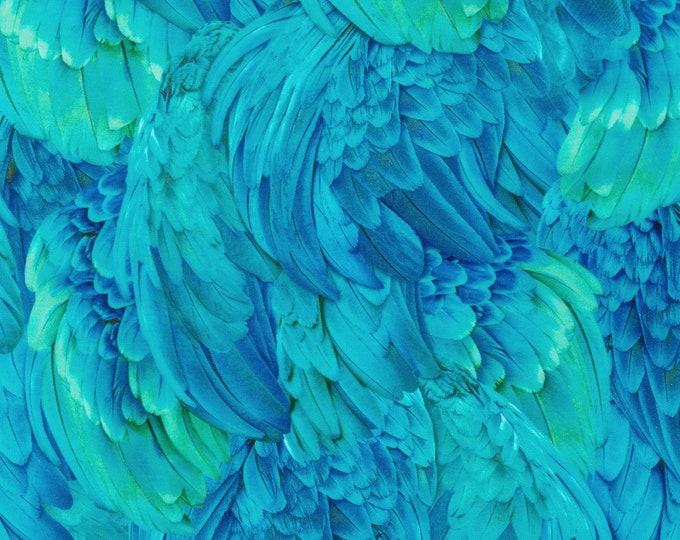 Robert Kaufman - Imaginings - Tropical Imaginings #SRKD18906197 Cotton Woven Fabric