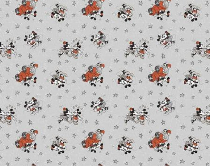 Disney - Mickey and Minnie Married Life -  Cotton Woven by Springs Creative