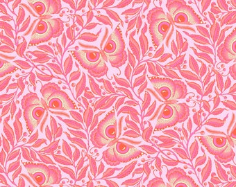 Tula Pink - Pinkerville -  Cotton Candy Enlightenment PWTP130.COTTONCANDY Cotton Woven Fabric