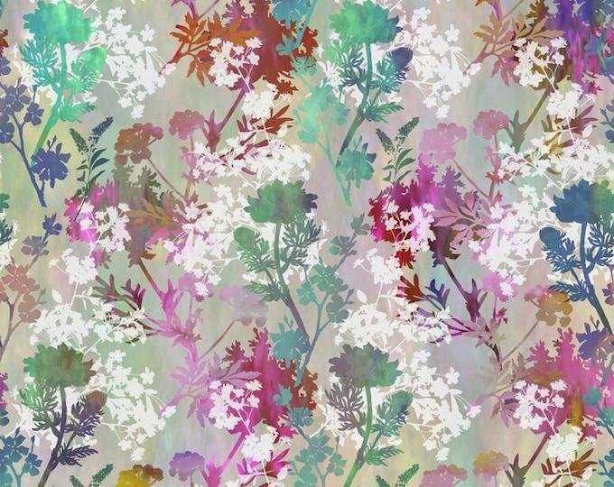 In The Beginning Fabrics - Garden of Dreams by Jason Yenter - #5jyl_4 Cotton Woven Fabric