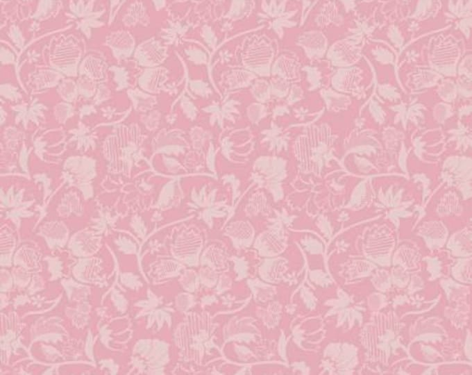 David Textiles - City Style by Marco Fabiano - City Style Rose Scroll Cotton Woven Fabric