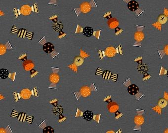 StudioE - Cheekyville - Grey Candy #4668S-90 Cotton Woven Fabric